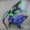 DYNACTION 汎用ヒト型決戦兵器 人造人間エヴァンゲリオン初号機 レビュー