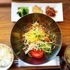 ランチは韓国料理♡