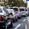 どこもかしこも渋滞……運転中はご注意を!!