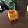 【脱プラスチック】お米の軽量カップを木製のものにしました