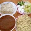 【レシピ】カノムチン・ナムヤー(魚のレッドカレーそうめん、Khanom chin、ขนมจีน)