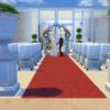 カーターの結婚式