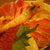 【写真複製・写真修復の専門店】海鮮丼の画像の黄ウキ