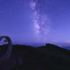 星空、天の川を見るなら西伊豆のあいあい岬(奥石廊崎)とユウスゲ公園がおススメです。
