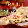 【夏の定番】本格的なインドカレーを食べてみた『インド料理RAJU』