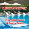 【マリオットボンヴォイ】ホテルカテゴリーと無料宿泊必要ポイント&CASH + Points
