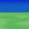 Blenderでアニメ(セル)調の草原の作り方