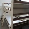 ベッドを改造する