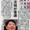 ◇千葉景子氏と死刑