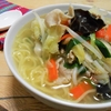 簡単!!野菜たっぷりタンメンの作り方/レシピ