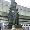 日本橋にある翼のついた麒麟の像。その意味は?