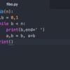 Pythonチュートリアルをやってみる その4