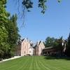 ダヴィンチの旧住居、クロ・リュセ城のお庭を散策