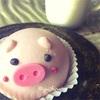 セブンイレブンぶたさんいちごのムースケーキが可愛い