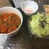 松屋の「トマトバジルチキン定食」を食べてみた話