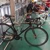 松阪競輪場にて1km TT