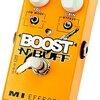 「MI AUDIO BOOST'N'BUFF V5」!エムアイオーディオのブースターが機能をさらにパワーアップ!