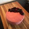 2歳のバースデーケーキ試作…どうする本番⁇