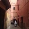 モロッコ  -マラケシュの街を散策!-