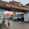 ナコーンチュム:レトロマーケットを歩く