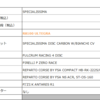 (OLTRE XR3/4・INFINITO 追記) Bianchi 2022 新型SHIMANO コンポ搭載車種