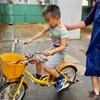 第34回🍃 いざ、自転車走行へ!! 運動面・情緒面の確実な変化