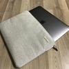 MacBook Pro用に買ったカバーケース「Incase」がおしゃれで機能性も○