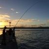 釣りの神様現る。