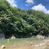 愛知から行く 連チャン川キャンプ第二弾 福岡ローマン渓谷ACレポ(後編)