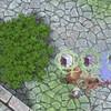 庭園を周回する者