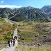 北アルプス 剱岳(2999m)~別山(2880m)/別山尾根コース