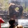 【動画あり】円山動物園で鮭を捕まえるエゾヒグマが見れるイベント