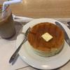 美味しいのにあんまり見かけない?モスバーガーのメイプルスフレケーキ!