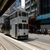 【20190815 香港旅行記】2日目 路面電車に揺られて香港島散策