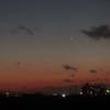 1月11日(日)晴れ 引き続き金星と水星
