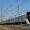 東急2020系、東武伊勢崎線を行く