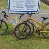 サイクリング 荒川秋ヶ瀬公園からスカイツリー ちょいと下町周遊