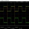 micro:bit / マイコンの内部レジスタを操作する / 何かを書き込む / 2 つの端子から同じタイミングで反転パルスを出力する