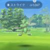 ポケモンGO ストライクの色違い狙いで日比谷公園に遠征してみた!!