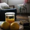 レモンティーの石鹸
