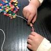 【粘土細工】ブレスレットとネックレス作り