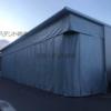 【カーテン】工場・倉庫・作業場の寒さ対策!耐寒性バッチリの大型カーテンです!