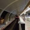 【人身事故】  Run over by train  MRT Kallang station 近く シンガポール