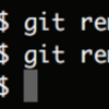 Git:fatal: remote origin already existsエラーが発生したら・・