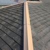 寄棟屋根のカラーベスト・コロニアル 棟包仕様から差し棟仕様へ...