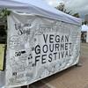 ビーガンイベント(Vegan Gourmet Festival)に行って来ました。