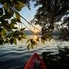夏キャンプは涼しい湖でSUP&温泉三昧!木崎湖キャンプ場!(長野県)