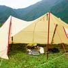 【キャンプ】△後編△ふもとっぱら 雨の過ごし方もキャンプの醍醐味