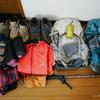 不要になった登山道具をmaunga(マウンガ)で買取して貰ったけどわりと満足度高めです