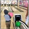 5歳&2歳半、ボウリング場デビュー&「KUWATA CUP2019」